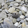 Toting Rocks - In The Eyes Of The Beholder by Barbara St Jean
