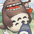 Totoro And Friends After Hayao Miyazaki by Amy S Turner