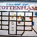 Tottenham Village by Vicki Ferrari