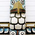 Totum Pole by Brandy Little