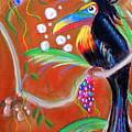 Toucanwine Bird by Jo Hoden