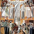 Touchdown Jesus by Christopher Miles Carter
