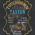 Touchdown Tavern by Debbie DeWitt