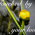 Touched By Your Love by Lisa Kilby