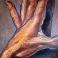 Touching My Shadow by Iglika Milcheva-Godfrey