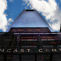 Touching The Sky - Comcast Center by Bill Cannon