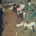Toulouse-lautrec, 1892 by Granger