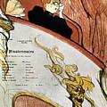 Toulouse-lautrec, 1893 by Granger