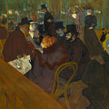 Toulouse-lautrec Moulin Rouge by Granger