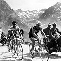 Tour De France 1963 by French School