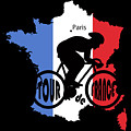 Tour De France 3 by Andrew Fare