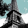 Tour Eiffel by Juergen Weiss