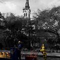 Tourismo De San Antonio II by Dylan Punke