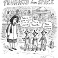 Tourists From Space by Roz Chast