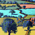 Towards Ledbury II by Paul Powis
