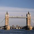 Tower Bridge - London, England by Kim Steele