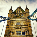 Tower Bridge 02 by Angela Doelling AD DESIGN Photo and PhotoArt