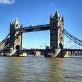 Tower Bridge 3 by Chris Day