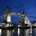 Tower Bridge by Amanda Barcon