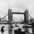 Tower Bridge by Francis Frith & Co