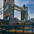 Tower Bridge by Katarjina Telesh