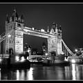 Tower Bridge London. by Jon Daly