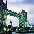 Tower Bridge - London by Rod McLean