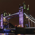Tower Bridge Nights by Christopher Carthern
