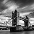 Tower Bridge, River Thames, London, England, Uk by Jason Friend Photography Ltd