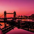 Tower Bridge, London. by Nigel Dudson