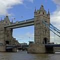 Tower Bridge by Tony Murtagh