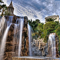 Tower Of Fountain by Dean Traiger