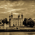 Tower Of London. by Nigel Dudson