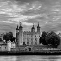 Tower Of London, London, Uk. by Nigel Dudson