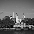 Tower Of London Riverside by Gary Eason