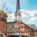 Tower Theater - Upper Darby Pa by Bill Cannon
