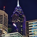 Towering Over Philly by Frozen in Time Fine Art Photography
