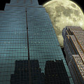 Towers To The Moon by Bill Lere