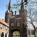 Town Gate - Delft by Christiane Schulze Art And Photography