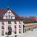 Town Hall And St. Martin Cathedral by Panoramic Images