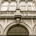 Town Hall, Arch And Windows by Jacek Wojnarowski