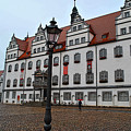 Town Hall by Jost Houk