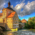 Town Hall Of Bamberg by Heiko Koehrer-Wagner