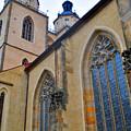 Town Parish Church by Jost Houk