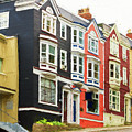 Townhomes In St. Johns, Newfoundland by Les Palenik