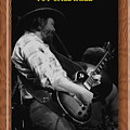 Toy Caldwell Of The Marshall Tucker Band by Ben Upham