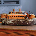 Toy Gunboat by Gene Parks