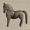 Toy Horse by American 20th Century
