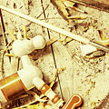 Toy Making At Santas Workshop by Jorgo Photography - Wall Art Gallery