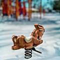 Toy Mule by Yo Pedro